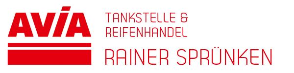 Tankstelle & Reifenhandel Sprünken in Luckenbach